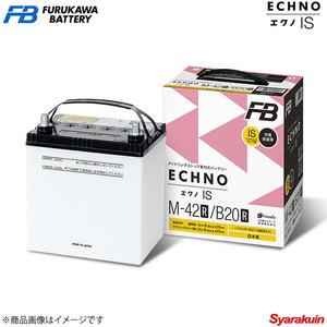 古河バッテリー ECHNO IS/エクノIS コモ CBF-JVR2E26 12/07- 新車搭載: 80D23L-HR 1個 品番:Q-85/D23L 1個