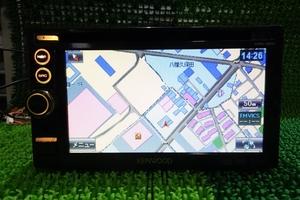 『psi』 ケンウッド MDV-323 DVD・USB・ワンセグ対応 メモリーナビ 2010年 外観難有り動作品