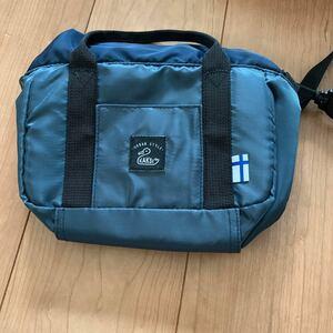 ショルダーバッグ バッグ <KAKSI>キンチャク ミニ ショルダーポーチ 巾着バッグ