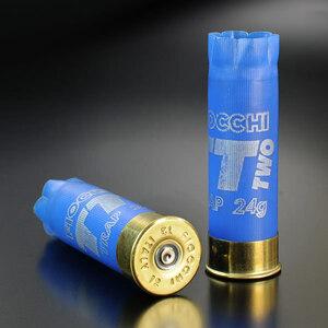 フィオッキ ショットガン 空薬莢 ブルー 2個セット♪yitalybl22