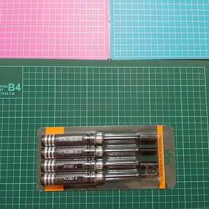 即決《送料無料》 ■黒■ 六角 box ソケット レンチ ドライバー 4本セット    ラジコン YD-2 ドリパケ ヨコモ メンテナンス tt01
