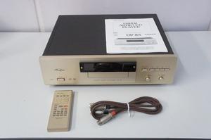 美品 Accuphase アキュフェーズ SACD CDプレーヤー DP-85 RC-28 リモコン・説明書付き □XXB2-06716t