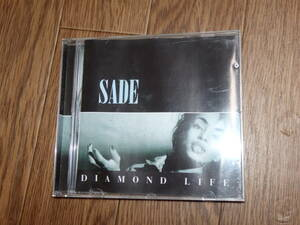 CO23/動作品/CD/SADE / DIAMOND LIFE / シャーディー / ダイヤモンド・ライフ