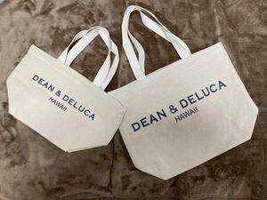 DEAN&DELUCA ハワイ限定 トートバッグ ハワイ直送SL2点セット限定販売