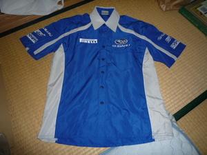 スバル STI STi シャツ サイズXS SUBARU WRC ワールドラリーチーム インプレッサ WRX レガシィ フォレスター 即決