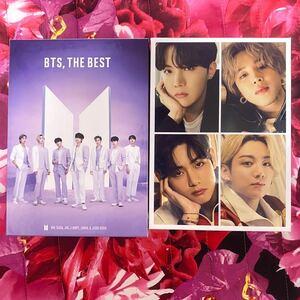 BTS THE BEST セブンネット限定盤 4形態コレクションBOX+初回限定盤C 2点セット