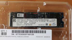 ペイペイフリマ15%オフ・ヤフオク5の日・突然・ゾロ目・ゴールドクーポン可使用!新品!Intel製 内蔵型 M.2 512GB SSD+32GB Optane Memory