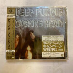 マシンヘッド (SACD/CDハイブリッド盤) CD ディープパープル