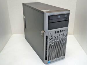 ■ HP Proliant ML310e Gen8 【E3-1241V3/8GB/現状品】