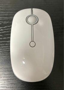 静音 bluetoothワイヤレスマウス レシーバー付