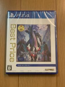 【PS4】 デビル メイ クライ 5 Best Price 新品