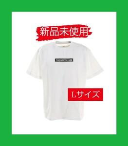 THE NORTH FACE Tシャツ ホワイト Lサイズ 白 新品未使用