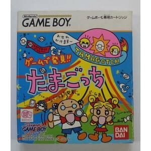 ゲームボーイゲーム たまごっち DMG-ATAJ-JPN *