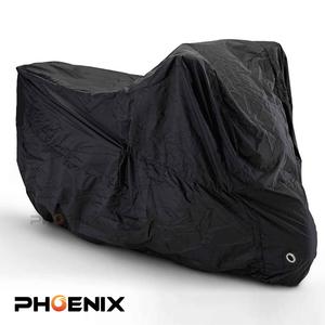 5380 バイク カバー 保管 軽量 防水 風飛び防止 セキュリティーロック通し 収納袋付き 大型 XXXL 黒 CB1300 cb ホンダ ヤマハ スズキ BMW