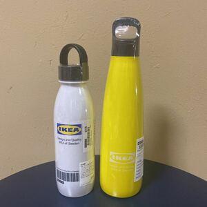 水筒 スポーツボトル2本セット IKEA イケア