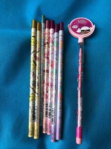 サンリオ 鉛筆 2B lol ロケット鉛筆 サンリオ