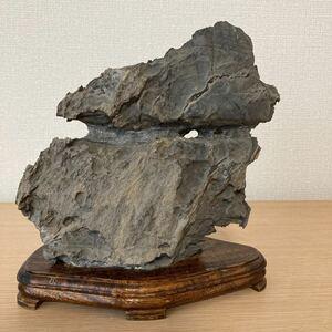 ■水石 ■鑑賞石 ■盆石 ■天然石■熊本県八代産■C-39