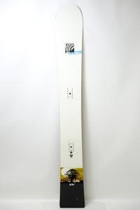 中古 レーシング 07/08 MOSS ACCEL 182cm CAMBER残約12mm スノーボード モス アクセル
