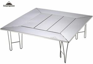 CAMPING MOON キャンピングムーン マルチ ファイアープレイステーブル 囲炉裏テーブル アウトドアテーブル 送料無料