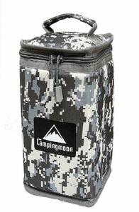 CAMPING MOON キャンピングムーン キャンプギア収納ケース ランタンケースLサイズ T-8A OD缶収納ケース