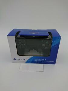 新品未開封品!! PS4 ワイヤレスコントローラー ジェットブラック