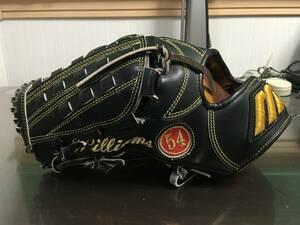 阪神タイガース ジェフ ウィリアムス 実使用 グローブ グラブ 支給 mizuno ミズノ 来日外国人 JFK 五輪 MLB ドジャース 豪州 甲子園 野球