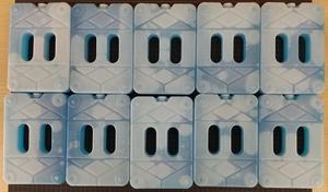 保冷剤 蓄冷材 保冷剤400g 10個 送料無料