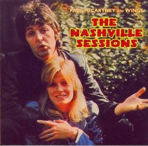 ♪紙ジャケット♪送料無料♪消費税不要♪ ポール・マッカートニー Paul McCartney & Wings - The Nashville Sessions [Voxx 0012-01]