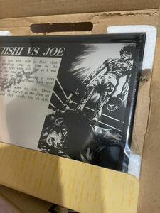 【送料無料】 あしたのジョー パブミラー 力石 VS ジョー 未使用