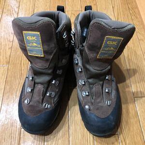 登山キャラバン 登山靴 caravan グランドキング