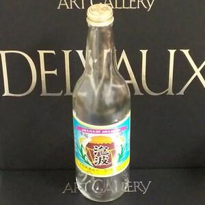 琉球泡盛 泡波 空瓶