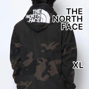 THE NORTH FACE ザノースフェイス フーディー 裏起毛