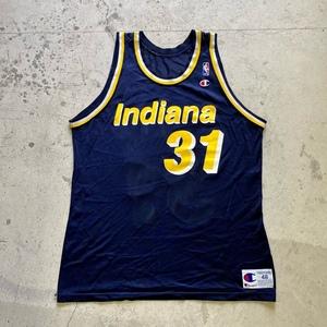 90年代 NBAユニフォーム インディアナペイサーズ MILLER レジーミラー当時物 USA製 アメリカ製 / シカゴブルズ マイケルジョーダン