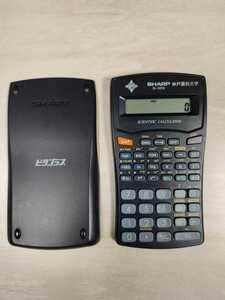 SHARP EL-501E 関数電卓 ピタゴラス