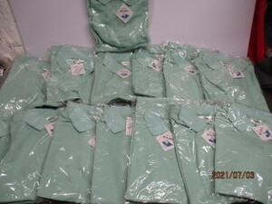 P874/未使用 10枚セット 7号(S)寸 レディース 婦人 吸水速乾 半袖 大量セット ポロシャツ まとめ売り