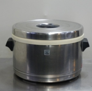 1タイガー 電気を使わない ステンレス 保温 ジャー JFM-390P 2.2升 3.9L W430D360H250mm 4.3kg