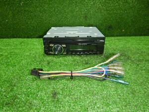 Pioneer パイオニア carrozzeria カロッツェリア DEH-360 1DIN CD/チューナーメインユニット 3.5φミニジャック入力