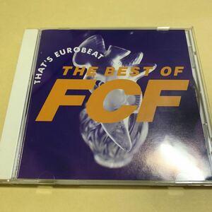 ザッツ・ユーロビート ザ・ベスト・オブ・F.C.F 3 CD EUROBEAT