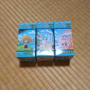 ワンピース ワールドコレクタブルフィギュア vol.27 まとめ売り
