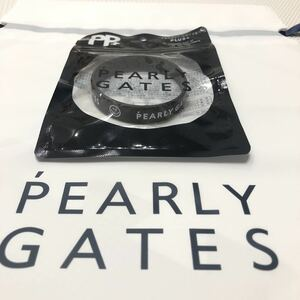 【新品】 限定品 PEARYL GATES 虫除け ラバーバンド パーリーゲイツ ブレスレット ネイビー 紺 ゴルフ マスターバニー ジャックバーニー 9