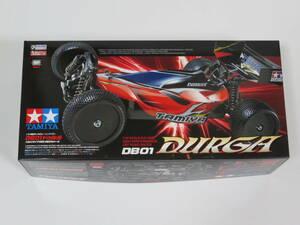 送料込み!! DB01 ドゥルガ ベルトドライブ4WD タミヤ 1/10 電動RC レーシングバギー