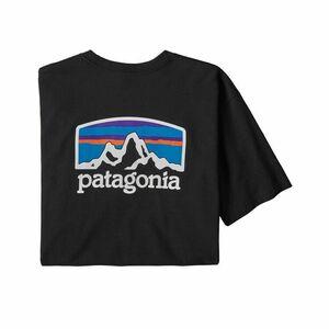 パタゴニア メンズ・フィッツロイ・ホライゾンズ・レスポンシビリティー BLK (M)