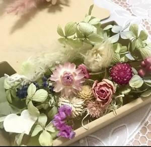 ボタニカルローズドライフラワー*花材詰め合わせ