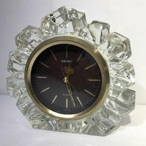 SEIKO 昭和レトロ 置時計