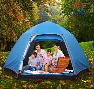 期間限定特別価格キャンプ用 ワンタッチテント防災用品にも