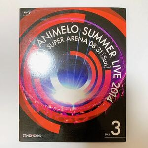 Animelo Summer Live 2014 Blu-ray ブルーレイ BD アニサマ アニメロサマーライブ