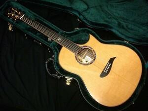 Morris S-107III Made in Japan モーリス アコースティックギター オール単板 エレアコ 送料無料 新品アウトレット
