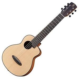 aNueNue aNN-S10ミニアコースティックギター アヌエヌエ ソリッドシトカスプルース ウクレレギター ギターチューニング 新品 送料無料