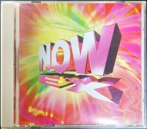 NOW EX 洋楽オムニバス CD アルバム