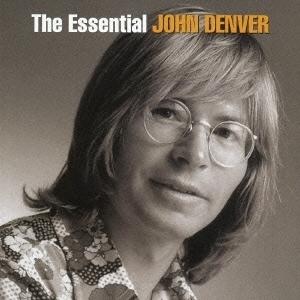 匿名配送 CD ジョン・デンヴァー エッセンシャル・ジョン・デンバー 2CD BEST ベスト JOHN DENVER 4988017652312